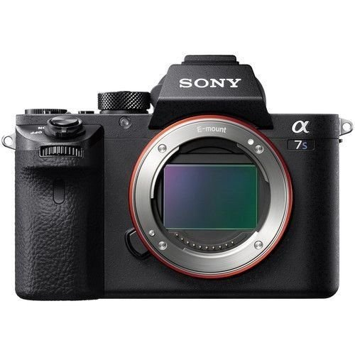 Sony Alpha a7S II Mirrorless Digital Camera - Sony