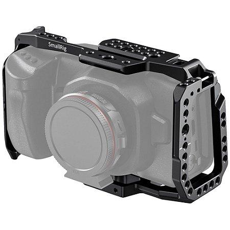 2203B - SmallRig Full cage para Blackmagic Pocket Cinema Camera 6K/4K