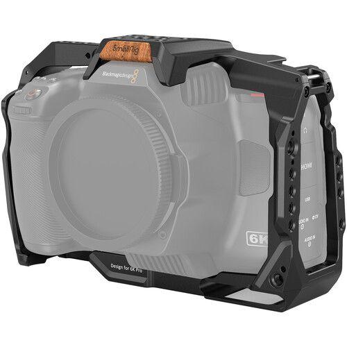 3270 - SmallRig Full cage para Blackmagic Pocket Cinema Camera 6K Pro
