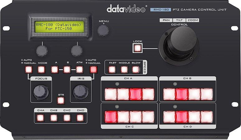 Painel de Controle Remoto Datavideo RMC-180