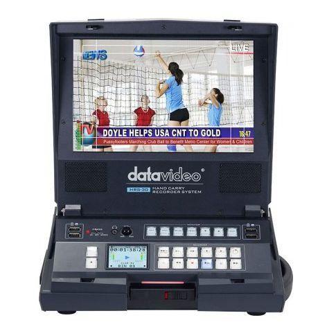 Gravador e Reprodutor HRS-30 - Datavideo