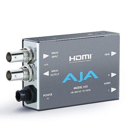 Mini conversor HI5 - SDI/HDMI - AJA