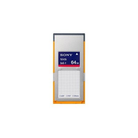 SBS-64G1A Cartão SXS 64GB - Sony
