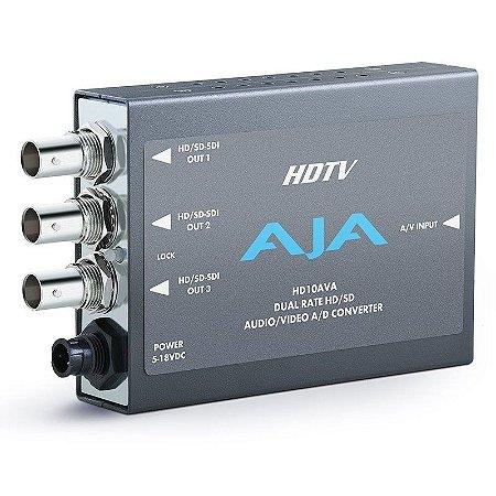 CONVERSOR HD10AVA - AJA
