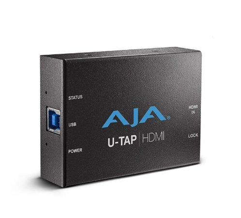 DISPOSITIVO DE CAPTURA U-TAP HDMI - AJA