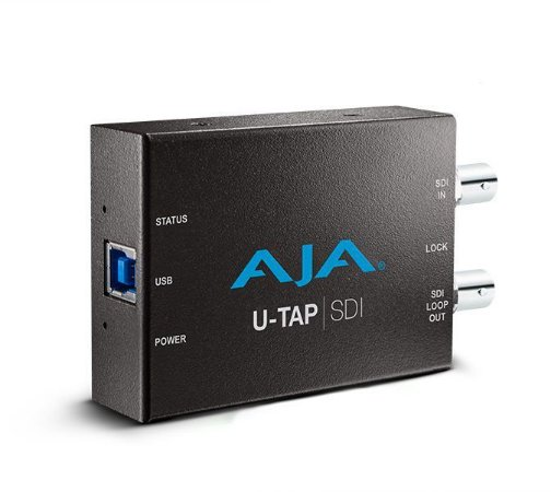 DISPOSITIVO DE CAPTURA U-TAP SDI - AJA