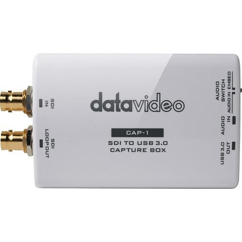 PLACA DE CAPTURA CAP-1  SDI PARA USB 3.0 DATAVIDEO