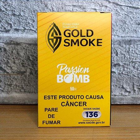 ESSÊNCIA GOLD SMOKE 50g PASSION BOMB (MARACUJÁ)