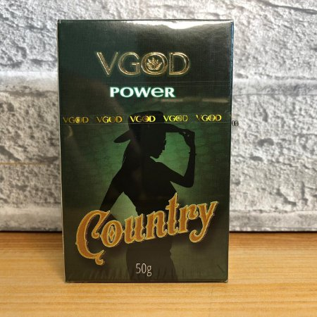 ESSÊNCIA VGOD POWER 50g COUNTRY (ABACAXI)