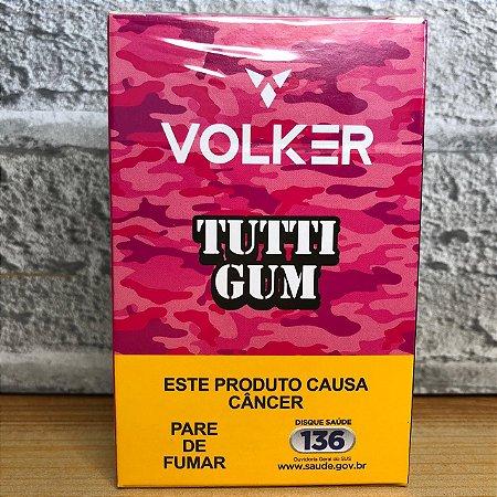ESSÊNCIA VOLKER 50g TUTTI GUM (CHICLETE TUTTI-FRUTTI)