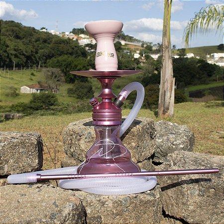 DUPLICADO - NARGUILE COMPLETO MAGIC COM PEGADOR DE BRINDE