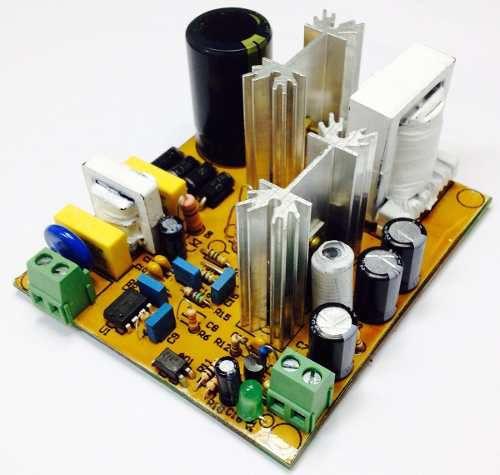 CONVERSOR DC/DC ENTRADA 12VDC ( 9VDC ATÉ 18VDC) SAÍDA 5VDC, 6VDC, 9VDC, 12VDC, 24VDC, 36VDC, 48VDC