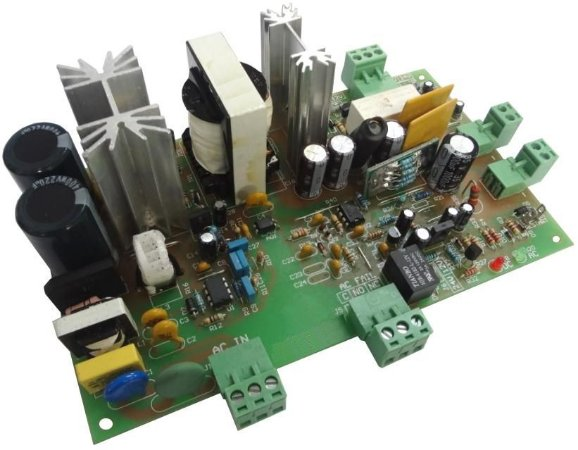 FONTE NOBREAK 48V (55,2VDC) /  3A 166W  FULL POWER SEM CAIXA PCB-600.0067