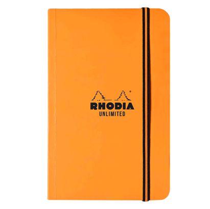 Bloco de Notas Rhodia Unlimited (9 x 14cm)