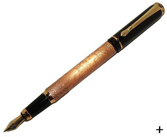 Caneta Tinteiro Vip Pen Eight Horses