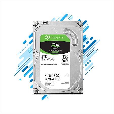 HDD 3,5 DESKTOP SEAGATE ST2000DM006 BARRACUDA 2 TERA 7200RPM 64MB CACHE SATA 6GBG/S