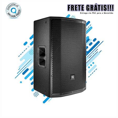 """Caixa de Som JBL Acústica Ativa 15"""" 1500W PRX 815XLFW Preta ioSys e plug-and-play"""