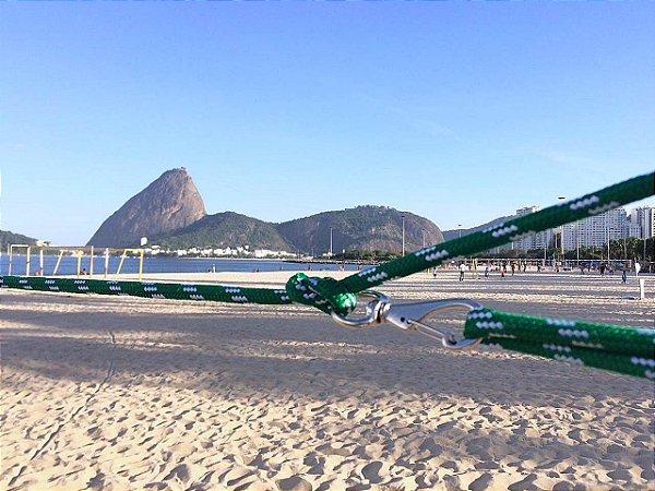 Corda para Beach Tennis com Esticador