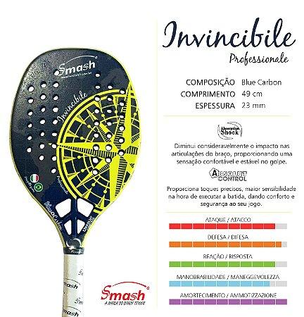 Raquete 2017 SMASH Invincibile Professionale