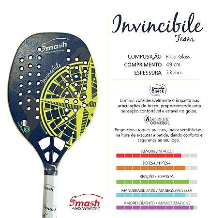 Raquete 2018 SMASH Invincibile Team