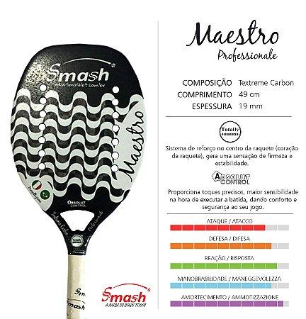Raquete 2017 SMASH Maestro Professionale