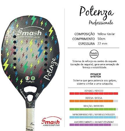 Raquete 2018 SMASH Potenza Professionale