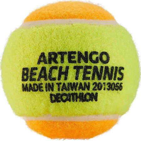 Bola Beach Tennis Artengo (3 Unidades)