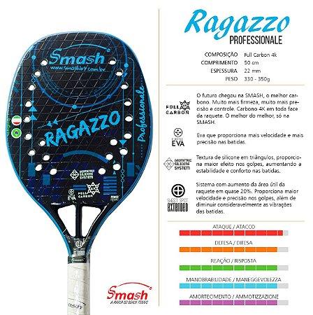 Raquete 2019 - RAGAZZO PROFESSIONALE