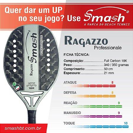 Raquete de Beach Tennis Ragazzo Profissional