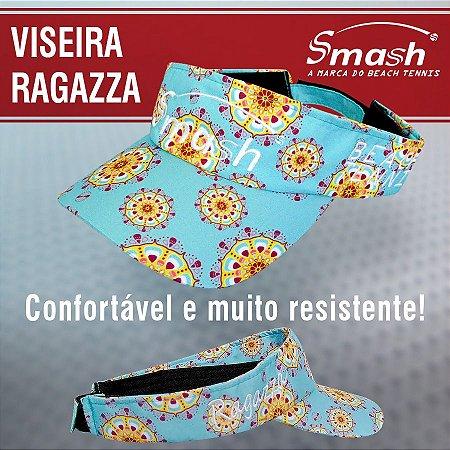 Viseira Smash - Modelo Ragazza