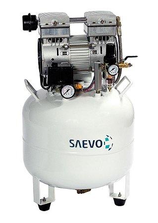 Compressor Odontológico para 1 Consultório BioQualyAir 40L Saevo