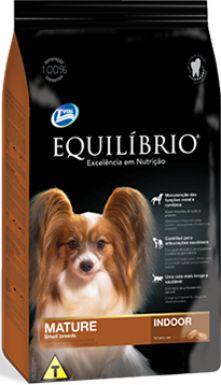 Ração Equilibrio Para Cães Sênior de Raças Pequenas - 2,0kg