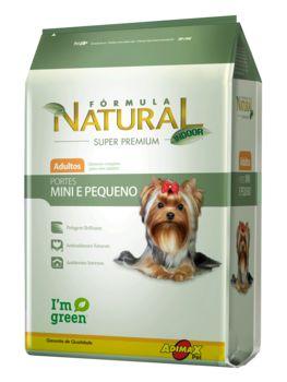 Ração Adimax Pet Fórmula Natural Mini Para Cães Adultos de Raças Pequenas