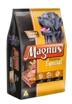Ração Adimax Pet Magnus Super Premium Para Cães Adultos Sabor Frango e Cereais