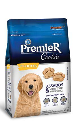 Petisco Premier Para Cães Filhotes - 250g