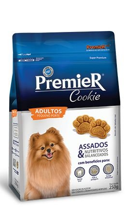 Petisco Premier Para Cães Adultos de Raças Pequenas - 250g