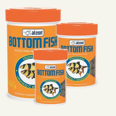 Ração Alcon Bottom Fish