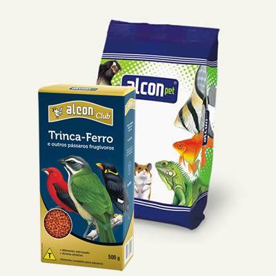 Ração Alcon Cllub Tranca-Ferro - 500g