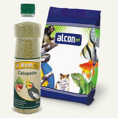Ração Alcon Eco Club Calopsita - 310g