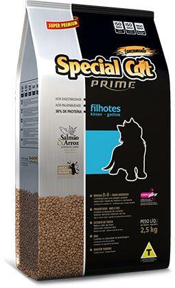 Ração Special Cat Prime Para Gatos Filhotes
