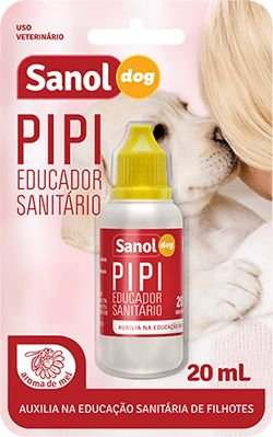 Educador Sanitário Pipi Sanol Dog - 20ml