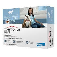 Antipulgas Comfortis 810mg Elanco Para Cães de 18 a 27kg