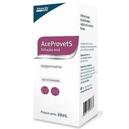 Tranquilizante Provets Aceprovets - 20ml