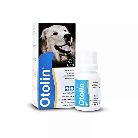 Otolin Ucb Para Infecções Auriculares