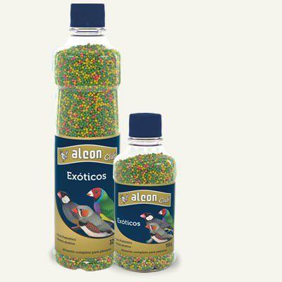 Ração Alcon Club Exoticos 150g