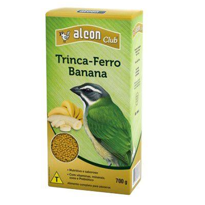 Ração Alcon Club Trinca-Ferro Banana 700g