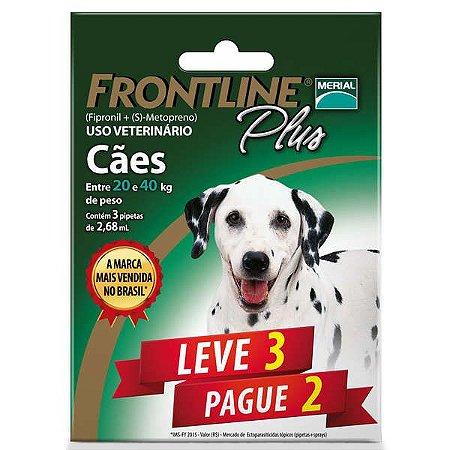 Frontline Plus Cães G (Combo) Leve 3 Pg 2