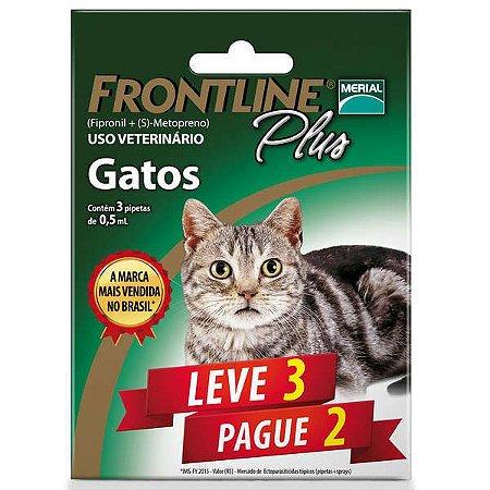 Frontline Plus Gatos (Combo) Leve 3 Pg 2