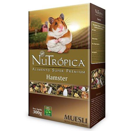 Ração Nutropica Hamster Muesli 300g