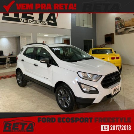 🚗 FORD ECOSPORT FREESTYLE 1.5 🚗